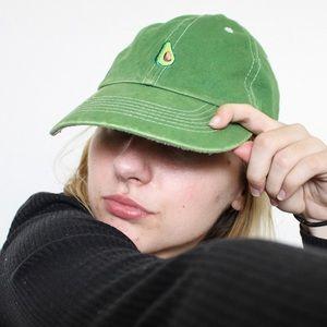 Avocado Hat